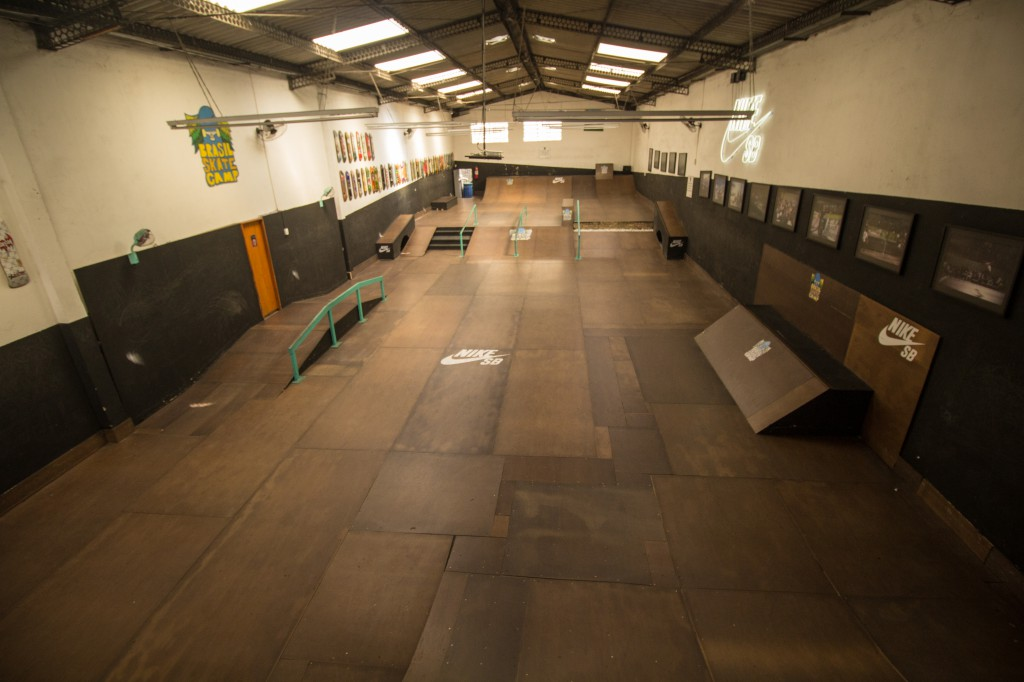 A Skate Park