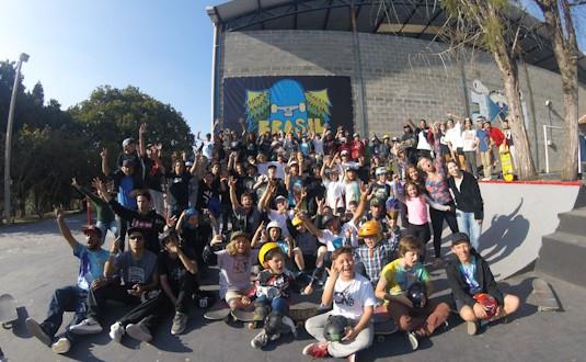 21ª Temporada – Brasil Skate Camp